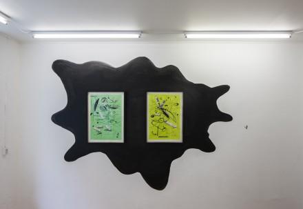 Format #2 - Format Artspace - installationsview - 2013